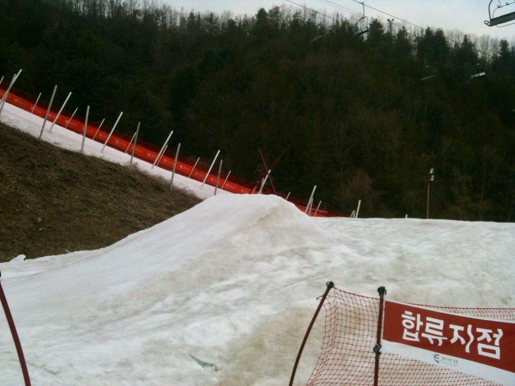 Elysian Gangchon terrain park