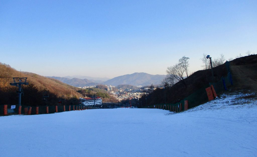 Star Hill ski resort